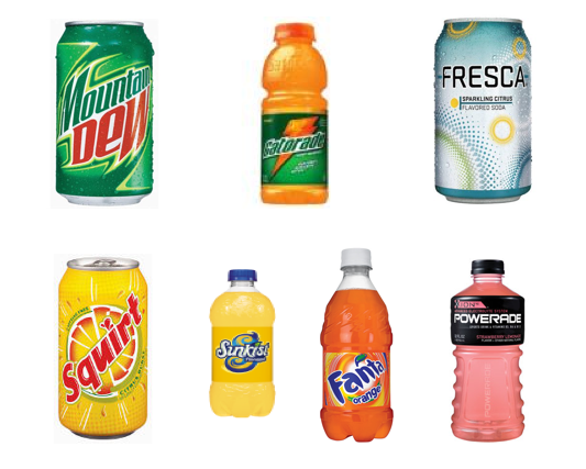 Soft Drinks And Sports Drinks Would You Drink Flame