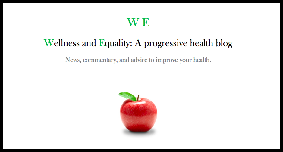 Wellness and Equality